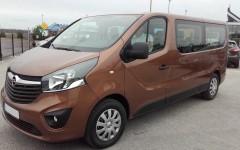 Opel Vivaro 2016 rent