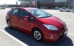 Autorent Toyota Prius 2013