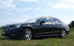 Autorent Mercedes-Benz E klass 2010