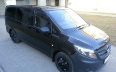 Bussirent Mercedes-Benz Vito 2015 konks