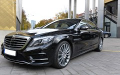 Mercedes-Benz S 350 BlueTec 4-Matic
