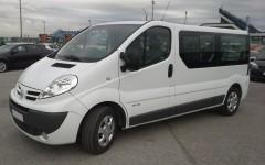 Nissan Primastar 2013 rent