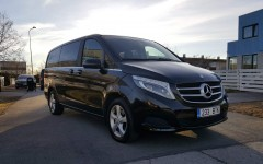 Mercedes-Benz V-Class Avantgarde 2017