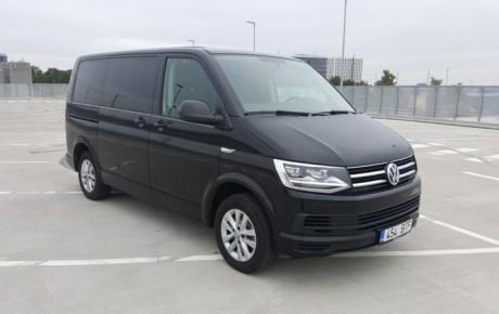 Volkswagen Multivan T6 2017 rent