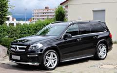 Maastur Mercedes GL 2013 rent