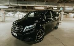 Väikebuss Mercedes-Benz VClass Avantgarde
