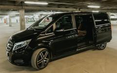 Väikebuss Mercedes-Benz VClass Avantgarde Extralong