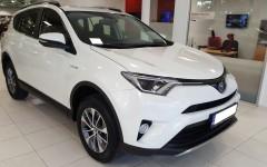 Autorent Toyota Rav4 Hübriid 2018