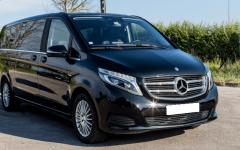 Mercedes-Benz Vito nelikvedu 2018