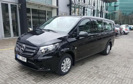 Uus Mercedes Vito 2018 long