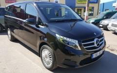 Väikebuss Mercedes-Benz V-Class 4x4 Avantgarde Extralong