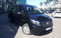 Mercedes-Benz Vito autorent 2018 4x4