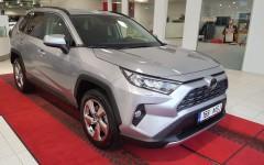 Täisteenusrent UUS Toyota Rav4 2019