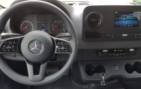 UUS Mercedes Sprinter Lux 2019