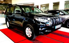 Uus Toyota Land Cruiser rent 2020