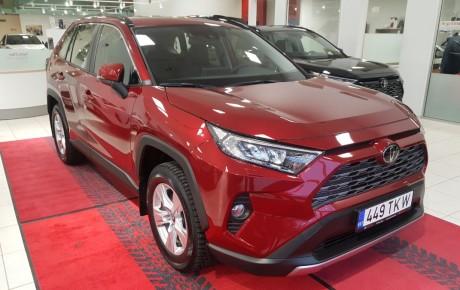 Uus Toyota Rav4 2020