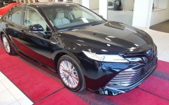 Toyota Camry Premium Dynamic Force 2020
