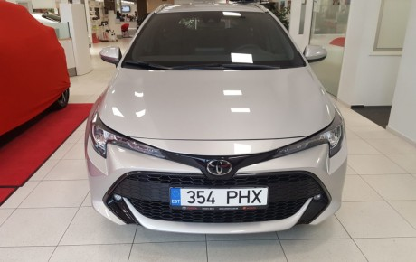 Uus Toyota Corolla Touring 2020