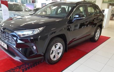 Uus Toyota Rav4 2020 autorent