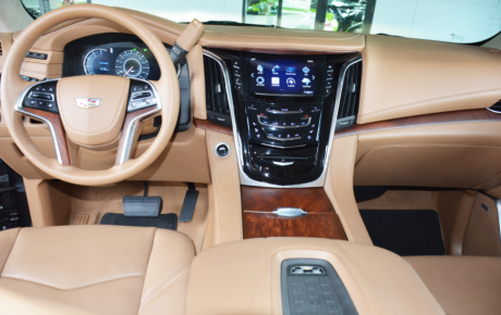 Luksusauto Cadillac Escalade ESV rent