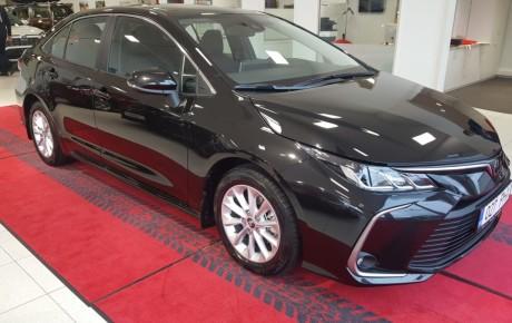 UUS Toyota Corolla LPG