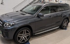Mercedes GLS 2016 autorent