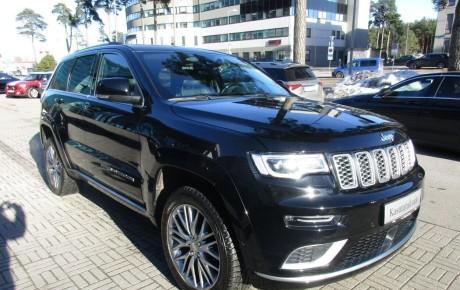 Maasturi rent Tallinnas Jeep Grand Cherokee