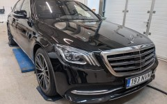 Mercedes-Benz S klass rent 2018