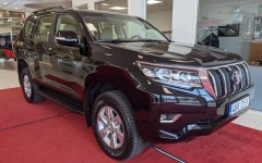 Maasturi rent Toyota Land Cruiser 2021