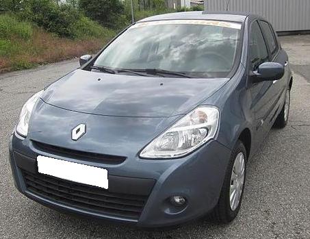 Renault Clio III rent