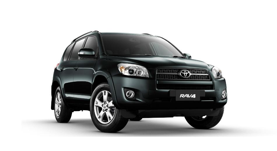Maasturi rent Toyota Rav4