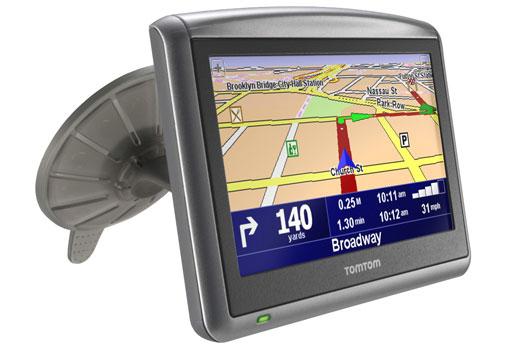 GPS rent