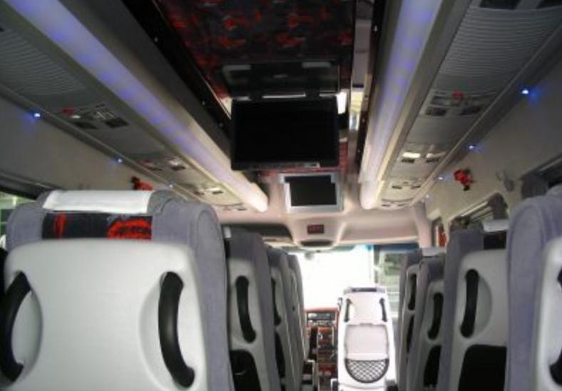 Buss MB Sprinter