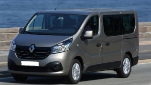 Uus Renault Trafic