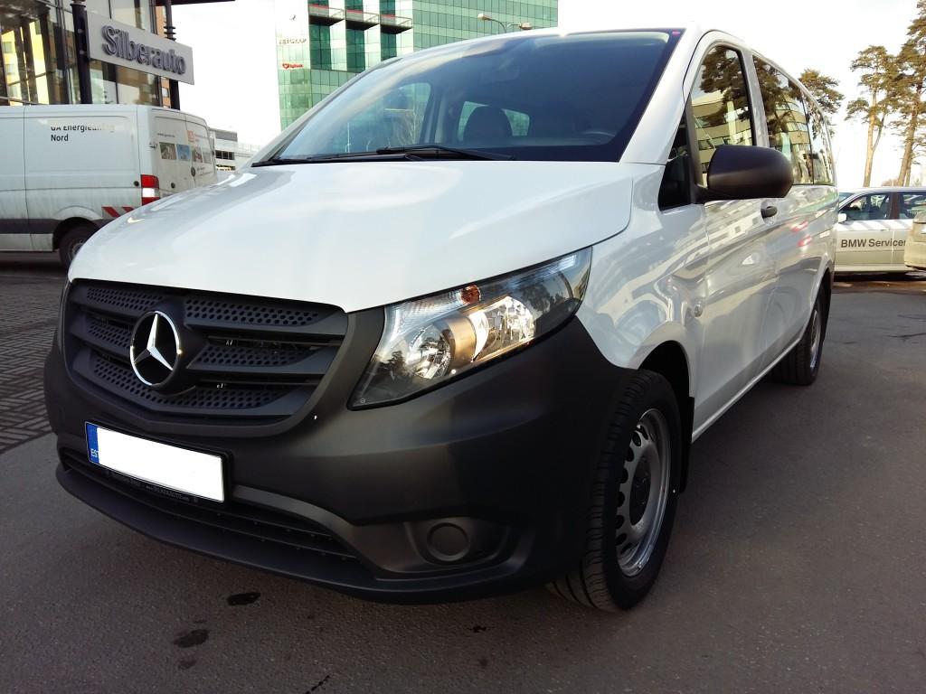 Mercedes-Benz Vito 2016 4x4