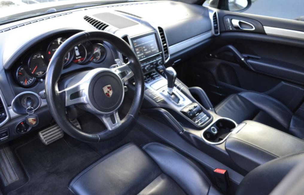 Porsche-rent