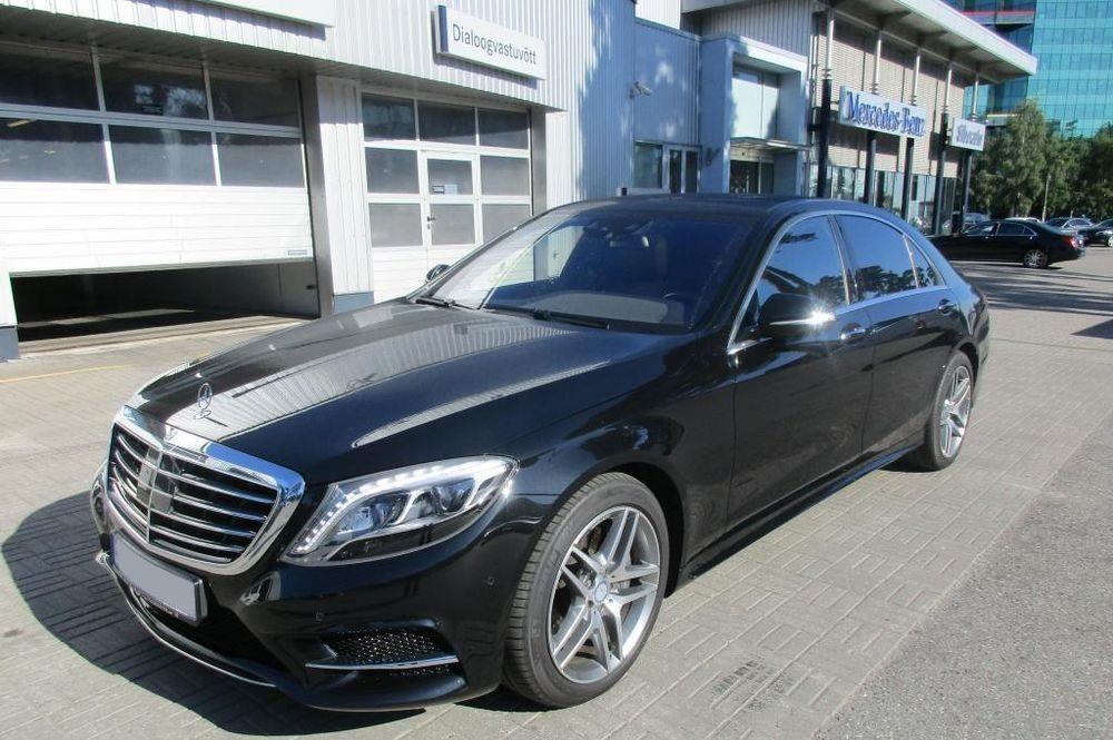 Mercedes s-class rent
