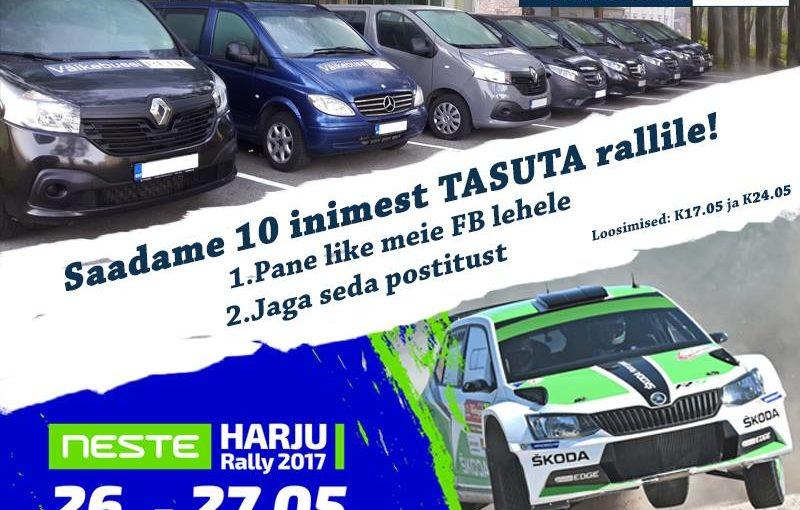 Neste Harju Rally