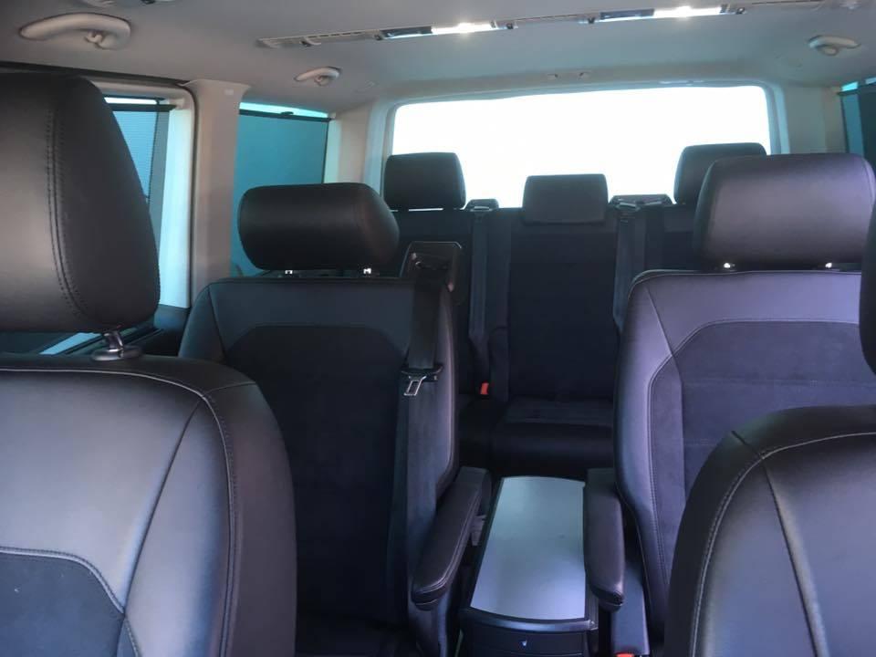 VW Multivan 2017