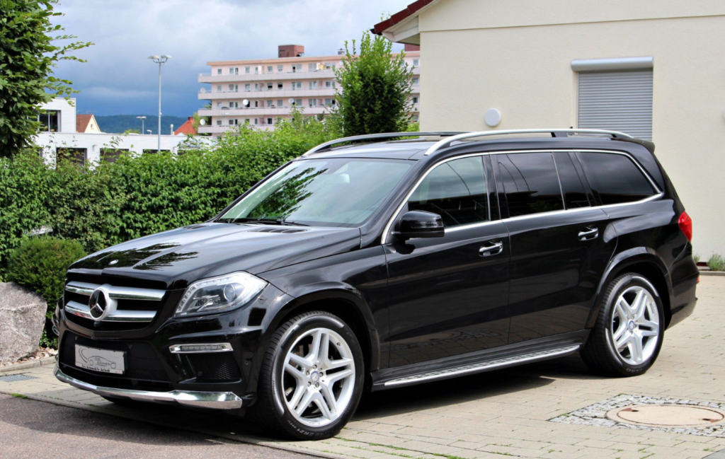 Mercedes GL rent