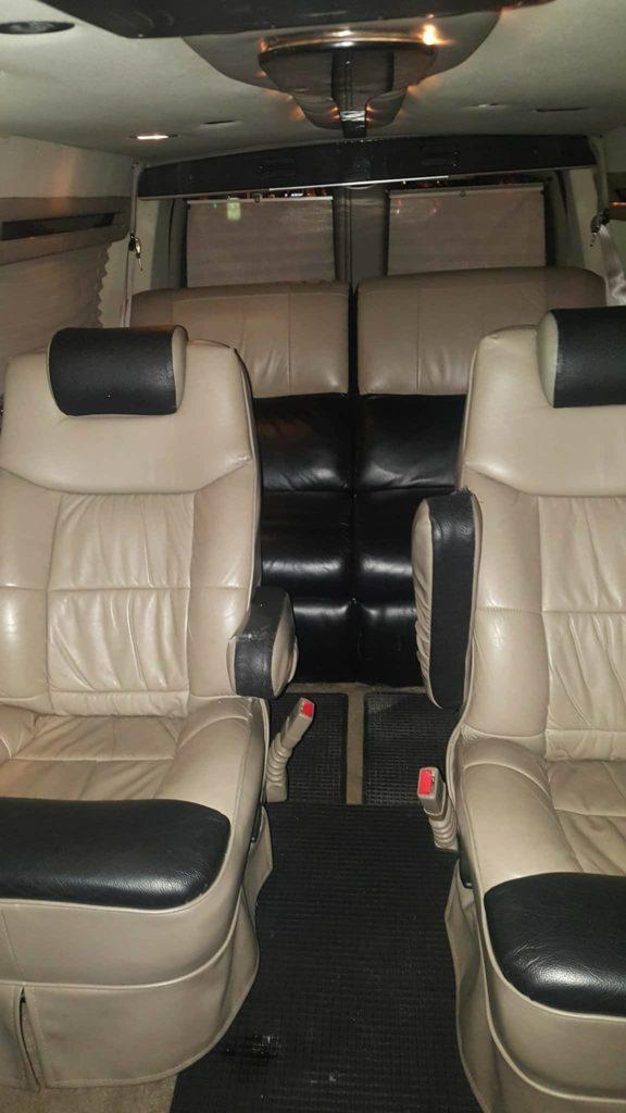 Chevrolet Express rent