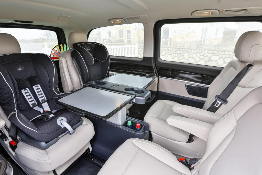Die neue Mercedes-Benz V-Klasse, Fahrvorstellung Sylt 2014; The new Mercedes-Benz V-Class, Driving Experience Sylt 2014