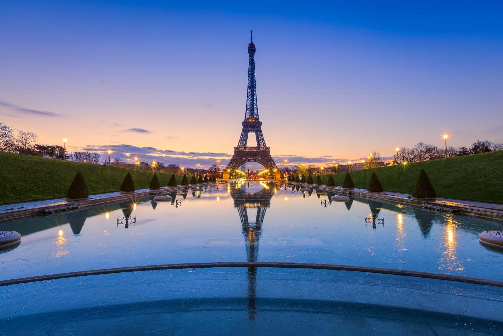 Väikebuss Pariis
