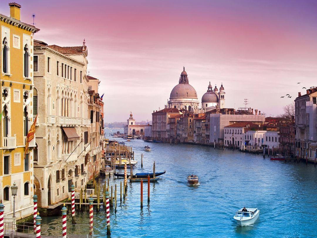 Väikebussiga Itaaliasse