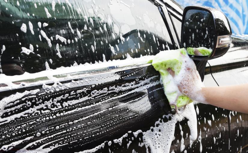 Liikuv autopesu