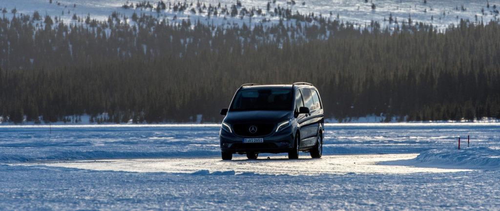 Mercedes vito 4x4 rent