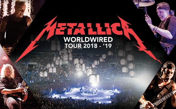 Metallica kontserdile Tartus 18. juulil mugavalt väikebussiga